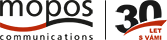 Mopos Communications, a.s. Logo